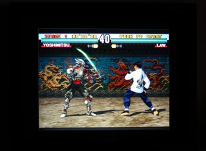 Tekken 3 (PS1) on Wall-PC